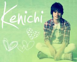Kenichi Wallpaper by AeroRyuu