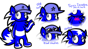 Neptune the Chao Reference by NeppyNeptune