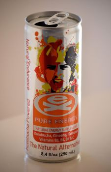 Pure Energy Drink by OneofakindKnight
