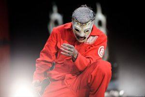 Slipknot - Corey Taylor by onkami