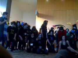 Neko-Con 2012: All The Trolls Part 1 by LingeringSentiments