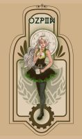Darling Army Entry No. 2: Ozpin-afore by illuminantur