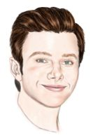 Chris Colfer WIP by Nephaddicted
