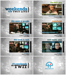 TWiT Weekends by clindhartsen