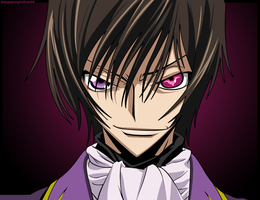 Lelouch by zomgspongelolbob48