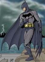 Batman 2000 by whyaduck