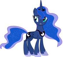Worried Princess Luna by shaynelleLPS