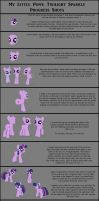 Twilight Sparkle Process by Rivenchan