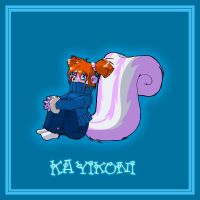 Late B-day Gift for Kayikoni by Foxxie-Angel