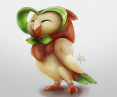 Dartrix by jonas-dc