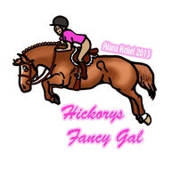 Hickory's Fancy Gal - Comm by SavingSeconds