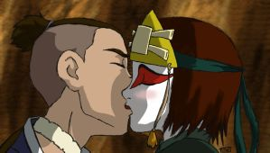 ATLA - This Kiss by Raven-the-White