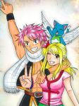 We are Fairy Tail! by manu-chann