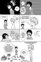 BLEACH comic strip +CGed ver+ by vatenkeist