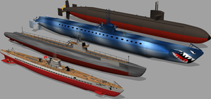 Fleetboat WIP by 1Wyrmshadow1
