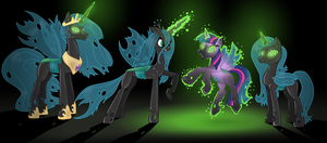 Changeling Reformatting by MistressCelestia