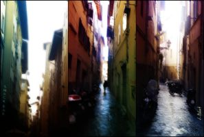 Streets of Florence by kUkara4