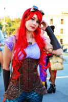 Ariel Steampunk 03 by KillerGio