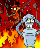 Bender's Hell by Kloudes
