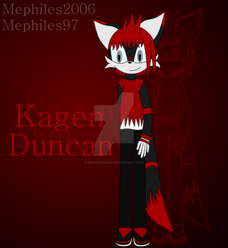 Kagen Danny Duncan by mephiles2006
