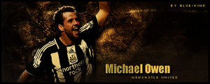 Michael Owen by BLUE-KING
