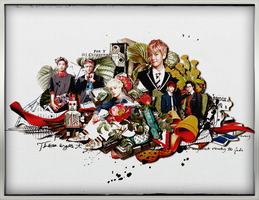 130903 - EXO-K - OUAT - Y by sachikoluver