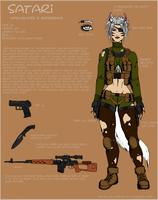 Apocalypse Z Ref by Forever-After
