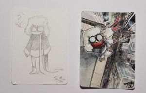 aceo stuff :3 by TamilaB