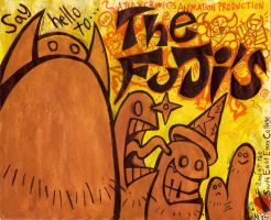 The Fujis Poster by GagaMan