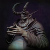 The Devil by panick