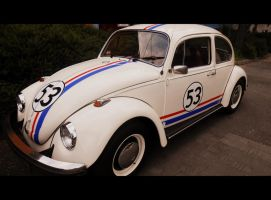 The Love Bug by Arlen-McTaranis