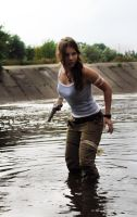 Tomb Raider 2013-Lara Croft Reborn by Anastasya01