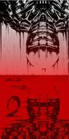 Dead space 2 blood reflection by thirteen7s