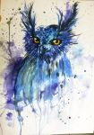 Owl by PerhapsPerhaps