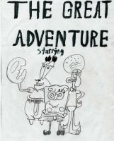 The Great Adventure Cover Page by vanghool