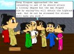 Epic Story of Hong Xiuquan 3 by CollectivistComics