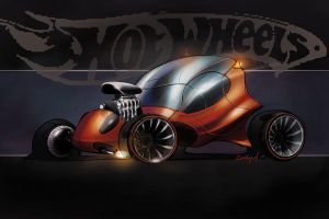 Hot Wheels Hot Rod RoDevil by candyrod