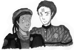 Rimmer and Lister by HimitsuNotebook