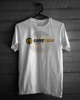 Game Tech Shirt Design  #2  (White) by micro100