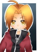 Request- FMA Edward Elric by Sweetie-Haruka15