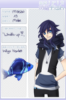 [ Spirit-fish ] Masao - APP by vannbun