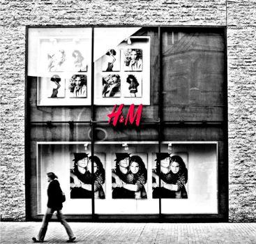 H + M by suedpoldesign