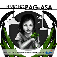 Himig ng Pag-Asa CD Jacket Design by ffdiaries958