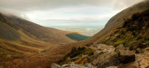 Slieve Donard Approach by onesh0t