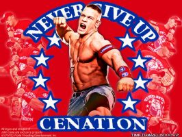 John Cena Wallpaper V4 by Timetravel6000v2