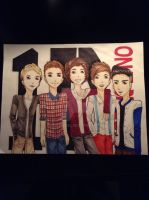 One Direction! by Bossumness