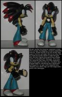 Custom Commission: Eclipse the Hedgehog by Wakeangel2001