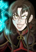 AZULA disturbia by Honeyeater