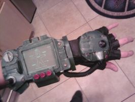 Pipboy3000 Progress 7 by Lolktnx