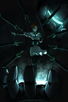 RWBY-Future: Penny - Model 4.1 Persephone by dishwasher1910